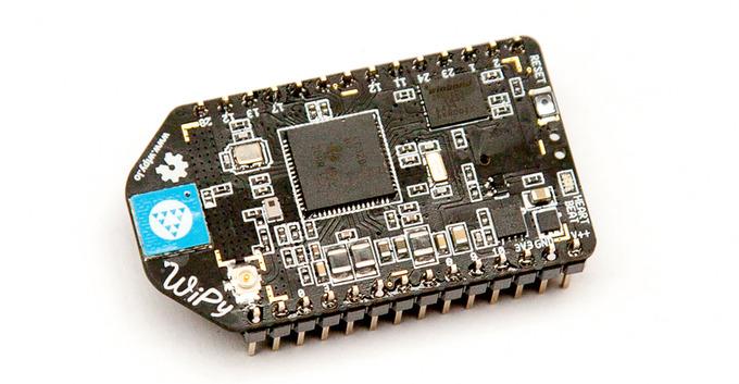 WiPy module